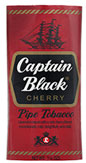 Captain Black Cherry Pipe Tobacco 6 1.5oz Packs
