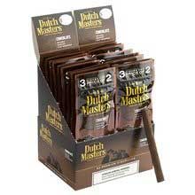 Dutch Masters Cigarillos Chocolate 20ct