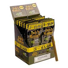Dutch Masters Cigarillos Green 20ct Promo