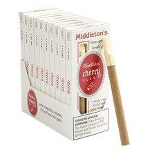Middletons Cherry Blend Cigars 10 5pks