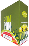 Pom Pom Cigarillos Slow Glow 15ct 3 .99c