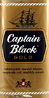 Captain Black Gold Pipe Tobacco 6 1.5oz Packs