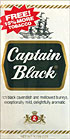 Captain Black Pipe Tobacco 6 1.5oz Packs
