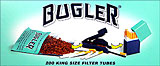 BUGLER FILTER CIGARETTE TUBES 200CT