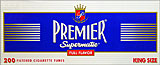 Premier Supermatic Full Flavor King Size Tubes 200ct