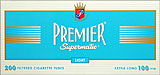 Premier Supermatic Light 100 Tubes 200ct
