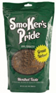 Smokers Pride Menthol Taste Pipe Tobacco 16oz