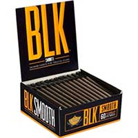 Swisher Sweets BLK Smooth Tip Cigarillos 60ct Box