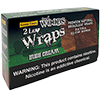 Good Times Sweet Woods Irish Cream Leaf Wraps 30ct