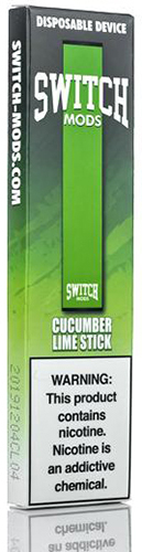 Switch Mods Disposable Cucumber Lime