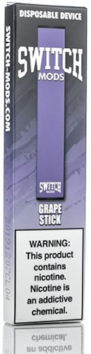 Switch Mods Disposable Grape