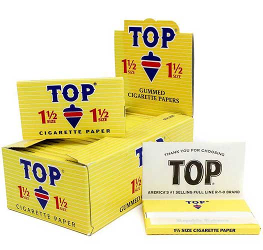 Top Rolling Papers 1.5 24ct Box