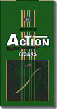 Action Little Cigars Green