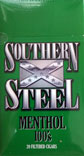 Southern Steel Little Cigars Menthol