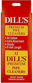 Dill Premium Pipe Cleaner 32ct