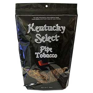 Kentucky Select Silver Pipe Tobacco 6oz