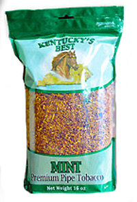 Kentuckys Best Mint Pipe Tobacco 6oz
