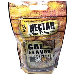 Nectar Gold Tobacco 16oz Bag