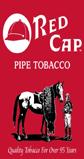 Red Cap Pipe Tobacco Regular 6 Packets