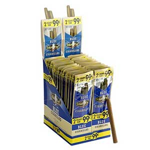 White Owl Cigarillos Blue 30ct